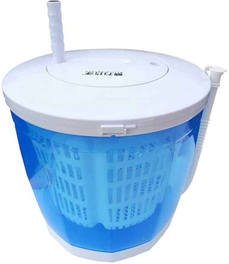Portable Laundry washer and dryer combo review